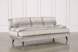 Levon Sofa Charcoal Upholstery by Sofas U0026 Couches Great Selection Of Fabrics Living Spaces