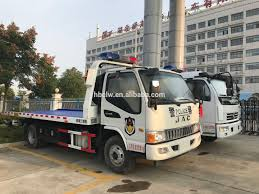 Flatbed Towing Truck Dongfeng Wrecker Truck Jac Tow Truck For Sale ...