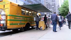 100 Food Truck Cleveland Students School Bus Food Truck A Big Hit At Walnut