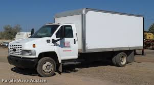 100 Chevy Box Truck 2004 Chevrolet C4500 Box Truck Item DB4183 SOLD October