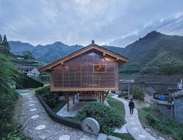100 Mountain House Designs Gallery Of In Mist Shulin Architectural Design 12