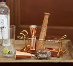Copper Bar Tools | Pottery Barn AU Copper Bar Tools Pottery Barn Au 10 Affordable Carts Plus Accsories To Stock Them With Glamour Desks Office Target Home Stores Fun Kitchen Antler Towel Rack Deer Tristan Cart Desk Iphone Holder Graphic Designer Decoration Ideas Decor Appealing Backless Barstools And Stools Leather Best 25 Barn Wall Art Ideas On Pinterest How Set Up A Tools Bar Essentials Christmas Christmas