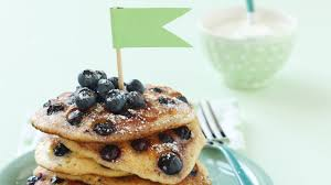 pancakes mit heidelbeeren rezept fini s feinstes