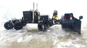 100 Rc Truck Snow Plow Pin On Awesome Semi Trucks