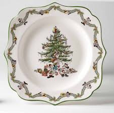 Spode Christmas Tree by The Enchanted Castle Offering Licensed Disney Producs And