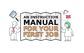 An Instruction Manual For Your First Job Budget Direct Blog