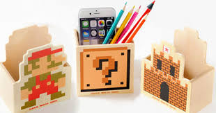 Mario Question Mark Block Hanging Lamp by Super Mario Pencil Holders Shut Up And Take My Yen