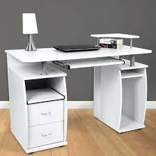 White Computer Desk With Hutch Ikea by Facsinating White Computer Desk For Home Design U2013 Trumpdis Co