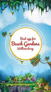 Great App For Busch Gardens Williamsburg ordinary Busch Gardens