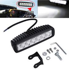 High Quality Car Truck 18W 6 SMD LED Work Light Bar Reversing ... 75 36w Led Light Bar For Cars Truck Lights Marine High Quality 4 Led Car Emergency Beacon Hazard 50inch Straight Led Light Bar Mounting Brackets Question Jeep Cherokee Forum Inchs 18w Cree Light Bar Work Spot Lamp Offroad Boat Ute Car Double Side 108w Beacon Warning Strobe 6 Smd Work Reversing Red 15 11 Stop Turn Tail 3rd Brake Cheap Rooftop Better Than Stock Lights Toyota Fj 18 108w Cree 3w36 8600lm Off Road Atv