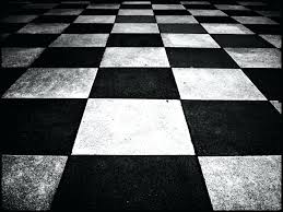 Checkerboard Vinyl Flooring For Trailers by Black And White Vinyl Floor Tiles Choice Image Home Flooring Design