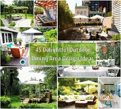 A Large Umbrella Would Work But You Should Better Find Some Nice Pergola Design Ideas