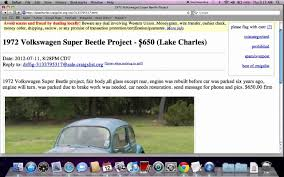 Craigslist Lake Charles Louisiana Used Cars For Sale By Private ...