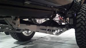 2002-2012 Dodge RAM 2500 Rear Traction Bars - McGaughys 54318 ...
