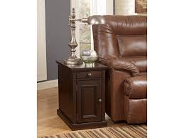 End Table With Attached Lamp by Furniture Chairside End Table Skinny End Tables Side Table