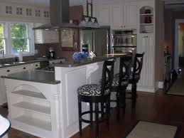 Kitchen Island With Cooktop And Seating Custom Kitchen Islands Bull Restoration