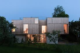 100 Wunderground Oslo Villa Holtet Project Creates An Inner Landscape And A Natural