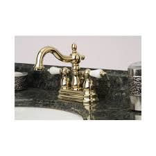 faucet com kb1603pl in antique brass by kingston brass