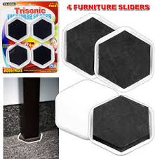 Furniture Sliders For Hardwood Floors by Furniture Gliders Ebay