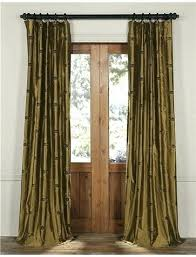 Lace Window Curtains Target by Ruched Gold Dust Thai Silk Curtain Curtains 165 Best Dripping In