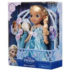 Buy Zee Collection Frozen Doll For KidsAnna Yayvocom