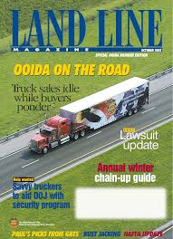 100 Ooida Truck Show Land Line Magazine October 2002 Manualzzcom