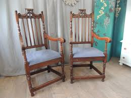 Pair Of Victorian Gothic Jacobean Style Oak Armchairs | In Streatham ... Design Toscano Gothic Armchair For Sale Online Ebay Antique Neo 1900 Chair Ornate Heavy Wood Oak Renaissance Wow French Gothicarm Gothic Fniture Chair Dantesca Dolls 14 Scale Dollhouse Etsy Pair Of Revival Pugin Chairs Antiques Atlas Desk Inessa Stewarts Victorian Captains 19th Century Ding 3d Model 9 Max 3ds Free3d Hall C1880 La15778 Bjd Throne Podium Roman Style Medieval Wooden With Real Kid Leather Modern Mahogany Sporting Rocking Apr 27 2019