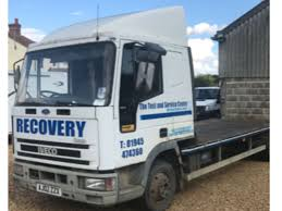 FORD RECOVERY TRUCK Iveco Euro Cargo Good Winch Sleeper Cab Lorry ...