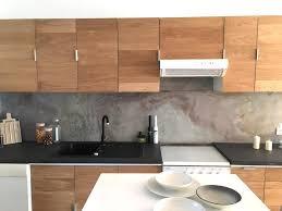 cuisine cr ence stoneleaf crédence pour habiller de façon moderne les murs de