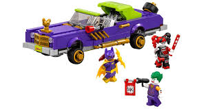 100 Batman Truck Accessories LEGO Teases New Movieinspired Sets With The Batmobile Joker