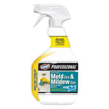 clorox 32 oz professional instant mold stain and mildew stain