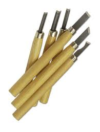 Wood Lino Cutting Tool Sets