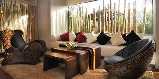 bambus deko fürs wohnzimmer freshouse