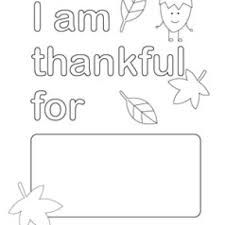 Thanksgiving Templates For Kids Free Coloring Pages Printables Happy