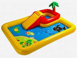 Ocean Play Center Hard Plastic Kiddie Pool