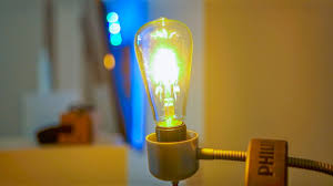 cmyk dimmable led edison bulb review