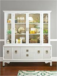 White Dining Room Hutch Home Styles Buffet