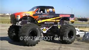 The Huge Gas Burning Loud Sounded Monster Trucks Can Even Change ... Pin By Justine Thomas On Kids Bedroom Ideas Pinterest Room Sudden Impact Racing Suddenimpactcom Bigfoot Monster Truck Guinness World Records Longest Ramp Jump Duraliner Giant Trucks Wiki Fandom Powered Wikia 5 The Biggest In Youtube Malicious Tour Coming To Terrace This Summer Custom School Buses General Anarchy Sailing Forums Monster Truck Poster Daily Dodge Rc Adventures Worlds Largest Backyard Track Electric Faest Gets 264 Feet Per Gallon Wired Amazoncom Traxxas 8s Xmaxx 4wd Brushless Rtr