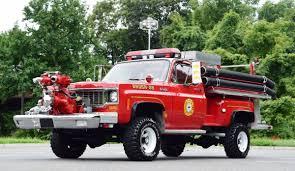 100 Used Brush Fire Trucks Truck Survivor 1974 Chevrolet CK Pickup