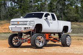 2007 Chevrolet 2500 Duramax: High Altitude