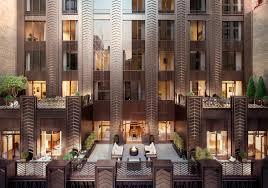 100 Nomad Architecture Rockefeller Center Developer Reveals New Art Deco Views Of Its First