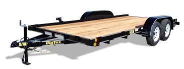 100 Big Tex Truck Beds 2019 60CH16BK 83 X 16 Economy Tandem Axle Car Hauler For