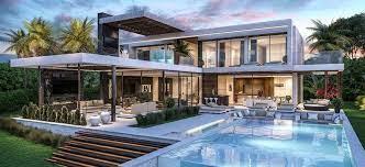 104 Modern Homes Worldwide Villas We Design Build And Sell Casas De Lujo Casas Villa De Lujo