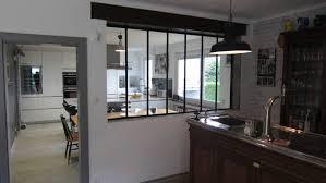 separation cuisine sejour impressionnant meuble séparation cuisine séjour avec idae bar