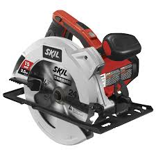 Skil Flooring Saw Home Depot by Shop Skil 15 Amp 7 1 4 In Corded Circular Saw At Lowes Com