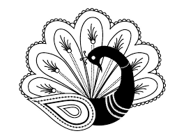 Peacock Henna Tattoo Design By ERiN904 On DeviantART