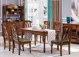 ess zimmer gruppe stuhl tische set 8 stühle tisch möbel holz sitz polster neu