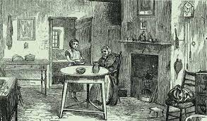 A Victorian Farm Labourers Cottage