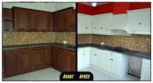 peinture meuble cuisine stratifié idées de décoration à la maison