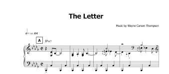 LeBenj The Letter Joe Cocker Piano Cover